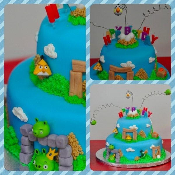 26 best Shrek Angry Birds images on Pinterest Birthday party