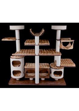 Škrábací strom kočka strom, Škrábadla pro kočky, škrabadlo pro kočky škrabadlo pro velké kočky Exkluzivní kočičí strom Škrábadla pro kočky výrobcem stabilní kočičí strom Odolné Škrábadla pro kočky Silný škrabadlo pro kočku