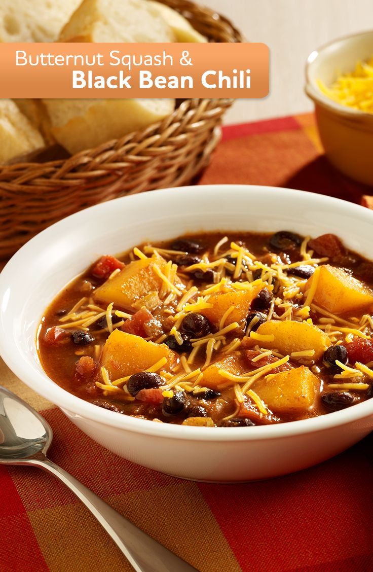 ... black bean chili recipes dishmaps root vegetable and black bean chili