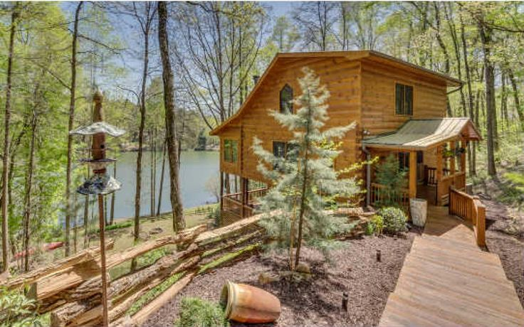 Pin By Cindy West On North Georgia Mountain Homes For Sale