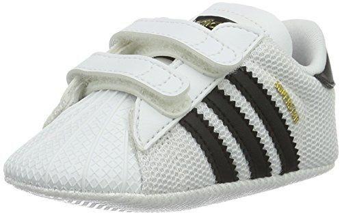 Oferta: 34.95€. Comprar Ofertas de Adidas Superstar Crib, Mocasines para Niños, Multicolor (Ftwwht/Cblack/Ftwwht), 17 EU barato. ¡Mira las ofertas!