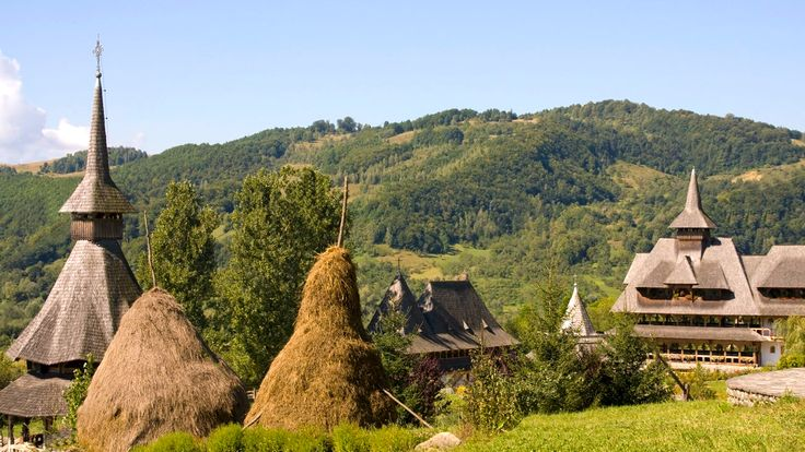 The Village Museum of Maramures is a touristic objective from Romania situated in the city Sighetu Marmației, county Maramures opened from