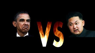 WTF Funny Political Meme: 15 Kim Jong Un vs obama funniest meme