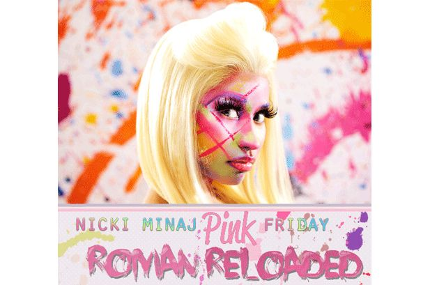 """Congrats Nicki Minaj!! Her Album """"Pink Friday: Roman Reloaded"""" Hit #1. This Is The 2nd Time Her Album Hits Number One :)"""