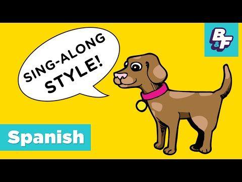 Spanish Hello Song with BASHO & FRIENDS - Hola Amigo, Hello My Friend - YouTube