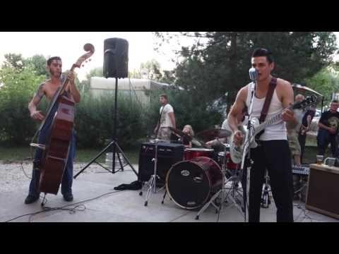 The Hillbillies (Rockabilly Band/France) - YouTube