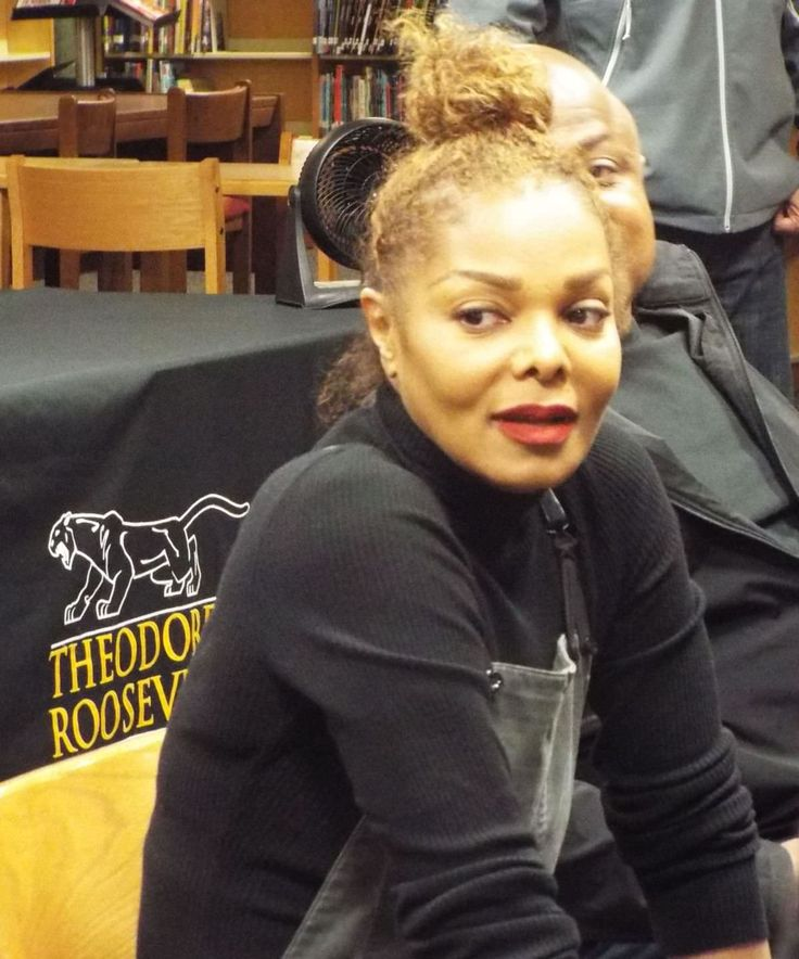 Janet Jackson at Roosevelt High School in Gary Indiana, 10/27/2017