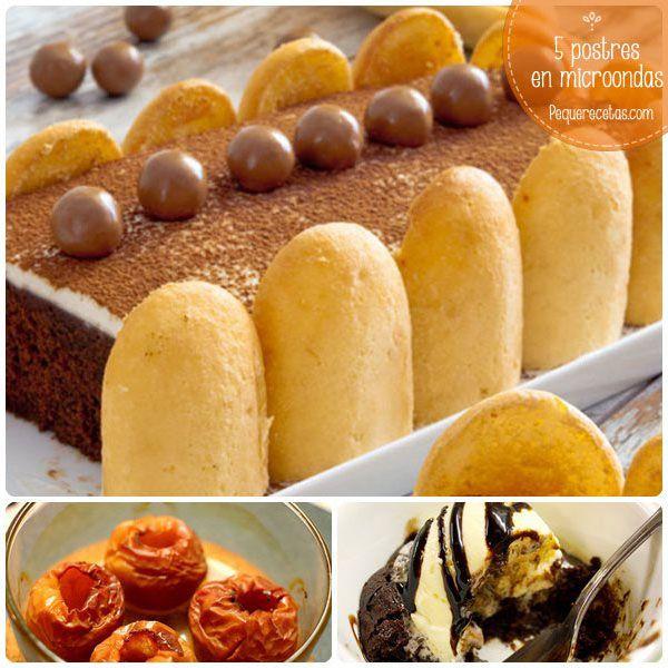 1000 images about recetas de postres on pinterest flan - Pequerecetas magdalenas ...