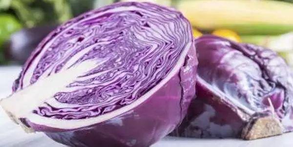 ricette cavolo viola