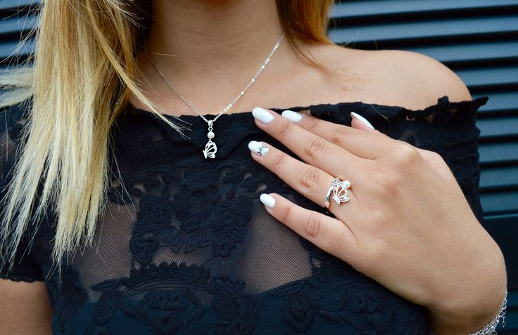 4YouJewels, collana, Necklace, ring, anello,