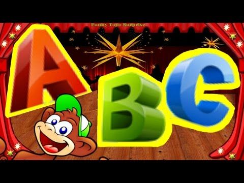 ABC Kids Song Nursery Rhymes 3D Alphabet 26 Videos Collection Animation Children Cartoon Baby - YouTube