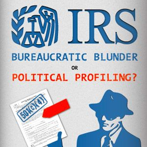 The IRS has a known history of scandalous behavior. With Nixon, Johnson, Hoover, Kennedy, and the FBI using the IRS to intimidate their enemies, it's no surprise that people have their eye on the IRS. Now under President Obama, they're at it again, which begs the question: bureaucratic blunder or political profiling?