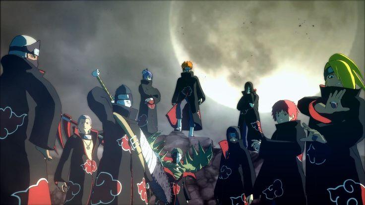 Akatsuki Naruto HD Wallpapers Backgrounds Wallpaper