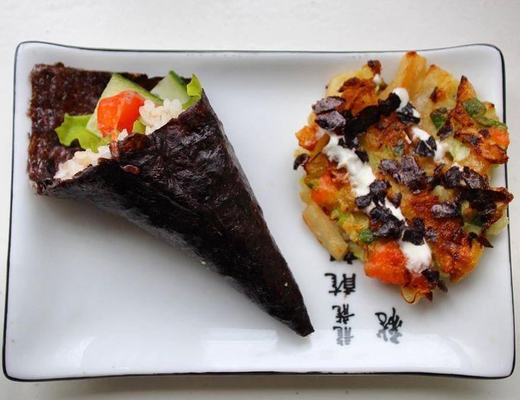 Японская кухня — рецепты — Kitchen727