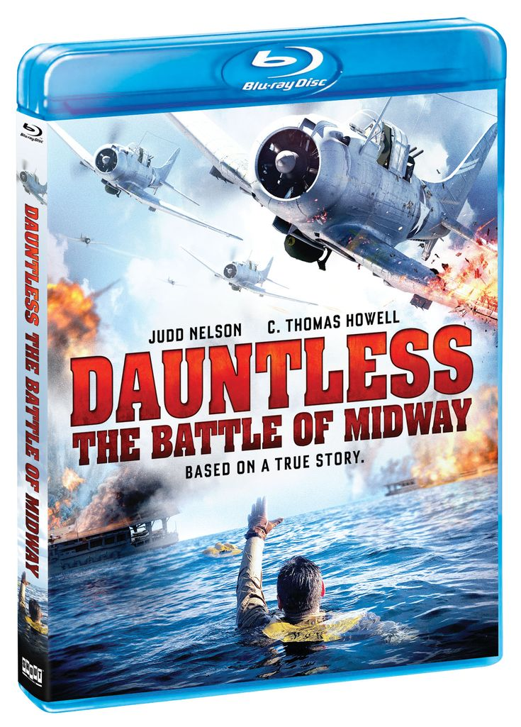 Dauntless The Battle of Midway (BluRay) Ad Battle,