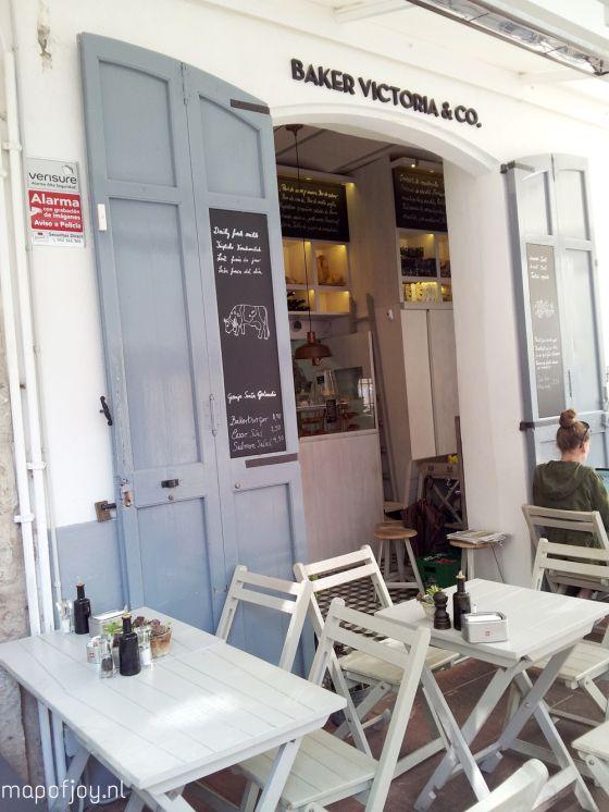 Baker Victoria & Co, Ibiza - Map of Joy