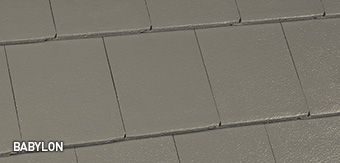 Babylon Horizon Concrete Roof Tile