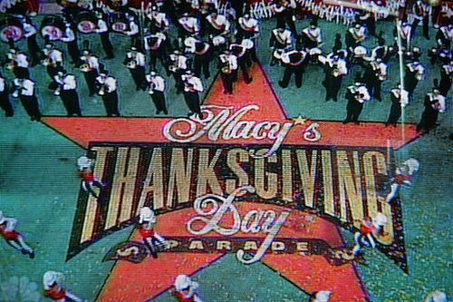 This parade is so prominent in New York that Thanksgiving is referred to in NYC as Macy's Day.