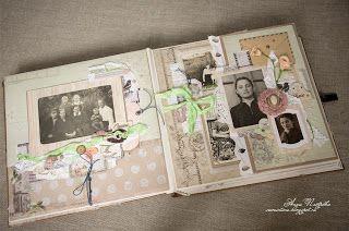 семейный альбом, винтаж, ретро, скрапбукинг, фотоархив, scrapberry's, photo archive, scrapbooking, vintage, retro, family album