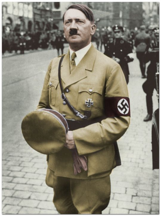a history of the nazi leaders in world war two In search of the nazi personality  in the aftermath of world war ii, allied forces captured and detained many of the remaining nazi leaders,.