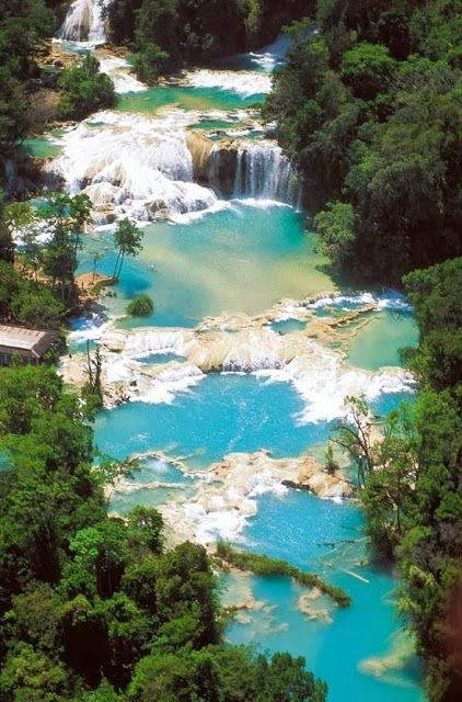 Chiapas Mexico  #I lived in Chiapas as an exchange student for a year. So beautiful and family oriented. Loved it there!