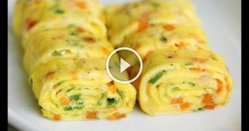 Cum gătești un rulou de ouă? Aici găsiți cea mai simplă rețetă!