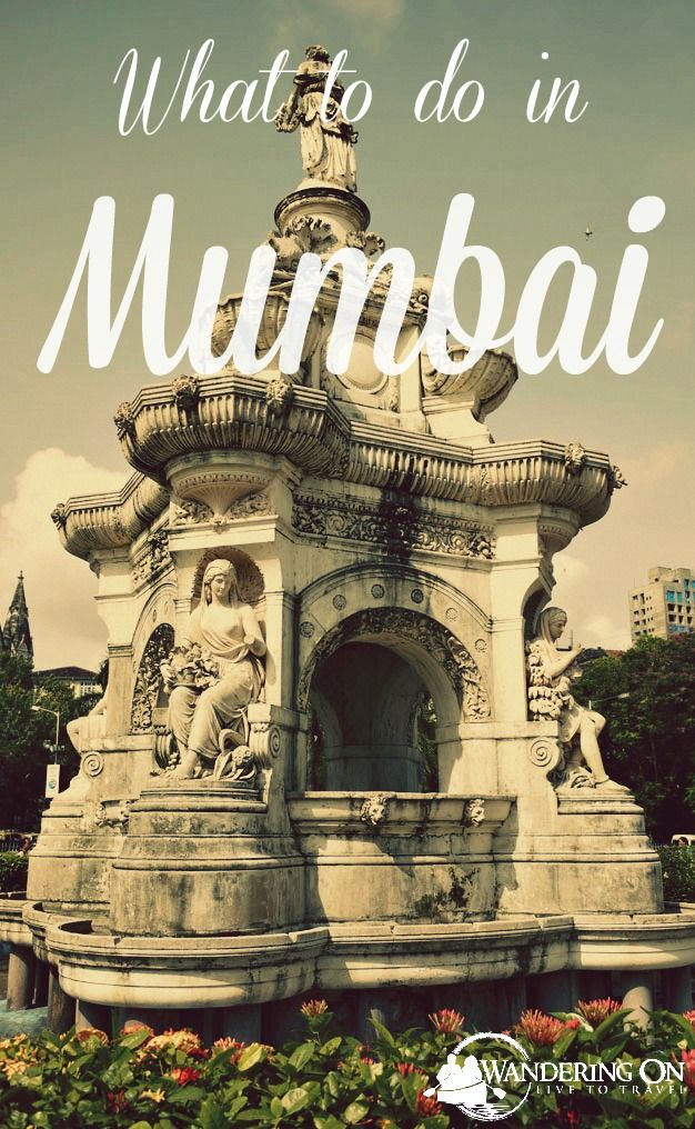 Headed to Mumbai? Click here to find out what to see in India's manic metropolis!