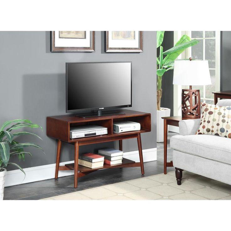 Savannah Mahogany (Brown) TV Stand