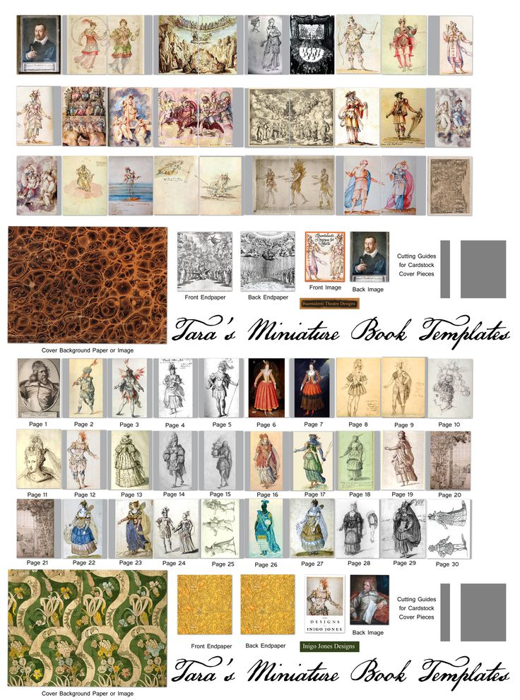 Miniature Book Cover Printables ~ Best book covers mini images on pinterest dollhouses