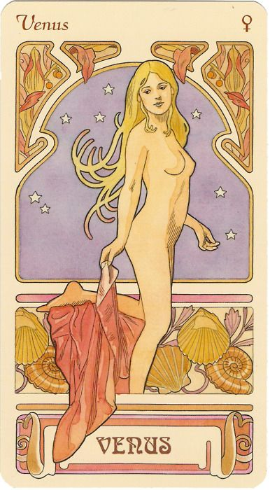 Venus-- rules the zodiac signs of Taurus and Libra, corresponds to 2nd house (money and material possessions) and 7th house (marriage, contracts and business partnerships).