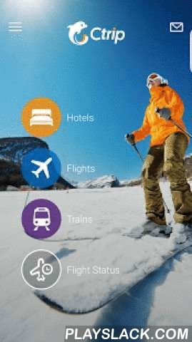 Ctrip - Hotels,Flights,Trains  Android App - playslack.com ,  Ctrip Mobile. Wherever you go, take us with you.Asia's leading online travel agent: over 250 million members, 30 million real user reviews, over 800,000 hotels and 2 million flight routes in 200 countries.From booking to check-in and beyond, we're constantly improving our app to enhance your travel experience. Download the Ctrip App today!Save big on hotel rooms:● Save up to 50% with mobile-exclusive deals!● Search by city…