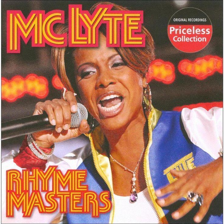 MC Lyte - Rhyme Masters (CD)