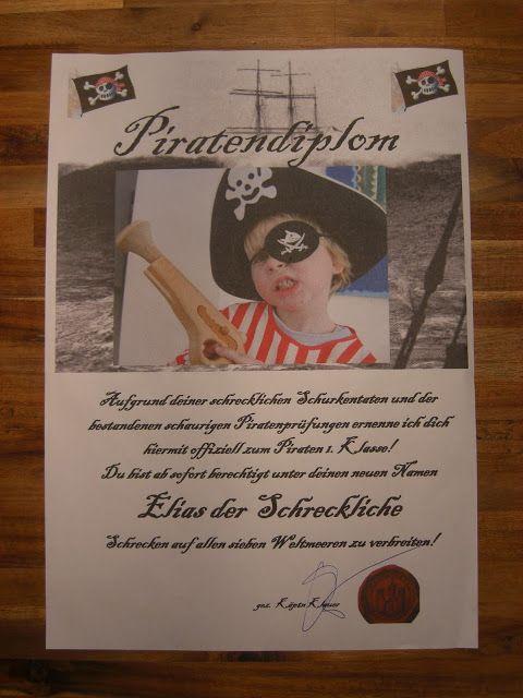 Überall & Nirgendwo: Piraten-Geburtstag Spiele