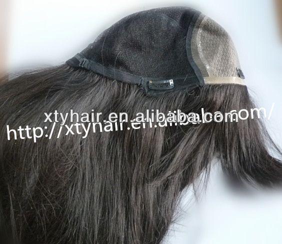 extra long human hair wig wholesale alibaba natural wigs real hair front mono silk top virgin european hair wig