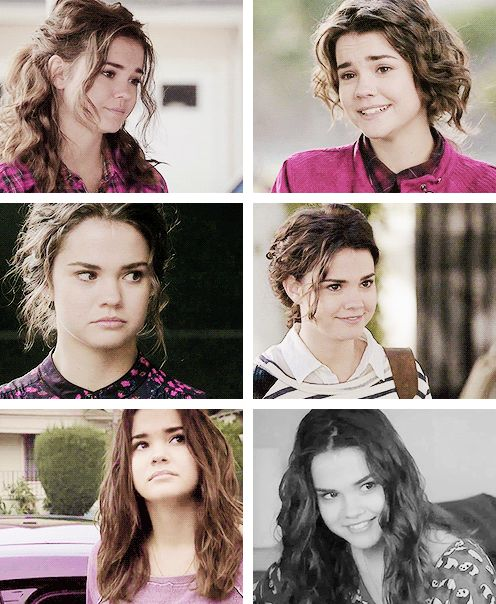 Maia Mitchell- The Fosters