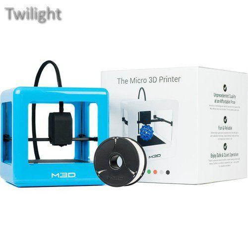 M3D Micro 3D Printer (Blue, Retail Edition) #deals
