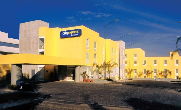Hotel City Express Queretaro a solo 5 minutos del centro