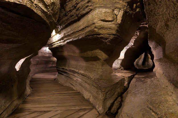 Bonnechere Caves, Eganville