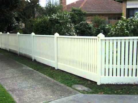 106 best PVC Fence for Garden images on Pinterest Vinyl fencing