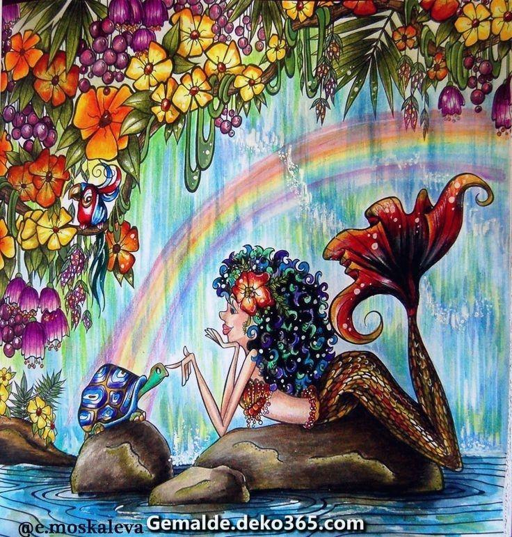 Atemberaubende 496 Erwahnungen Mag Ich 33 Kommentare Elena Moskaleva Evan Sharp Moskaleva Mermaid Coloring Pages Mermaid Coloring Mermaid Art