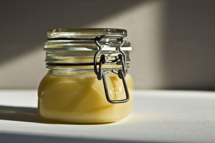 ghí   přepuštěné máslo   whole30   paleo