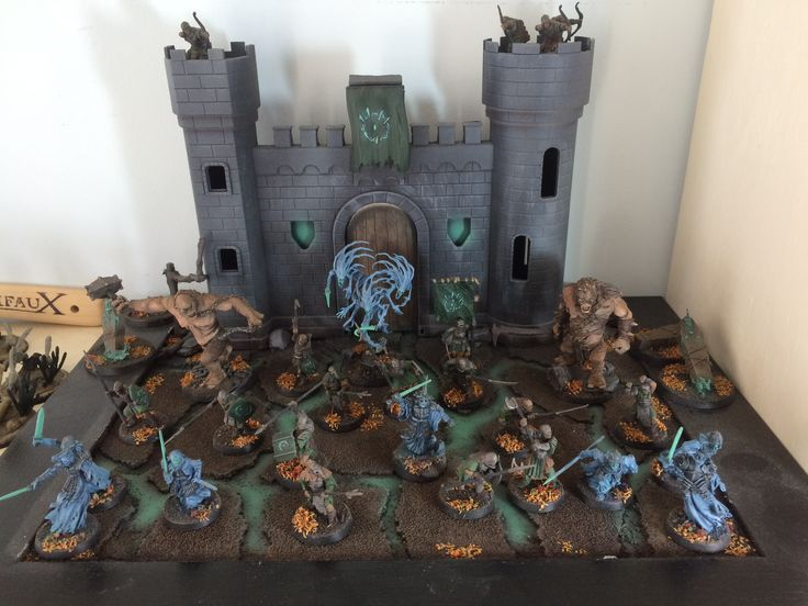 Angmar force for lotr