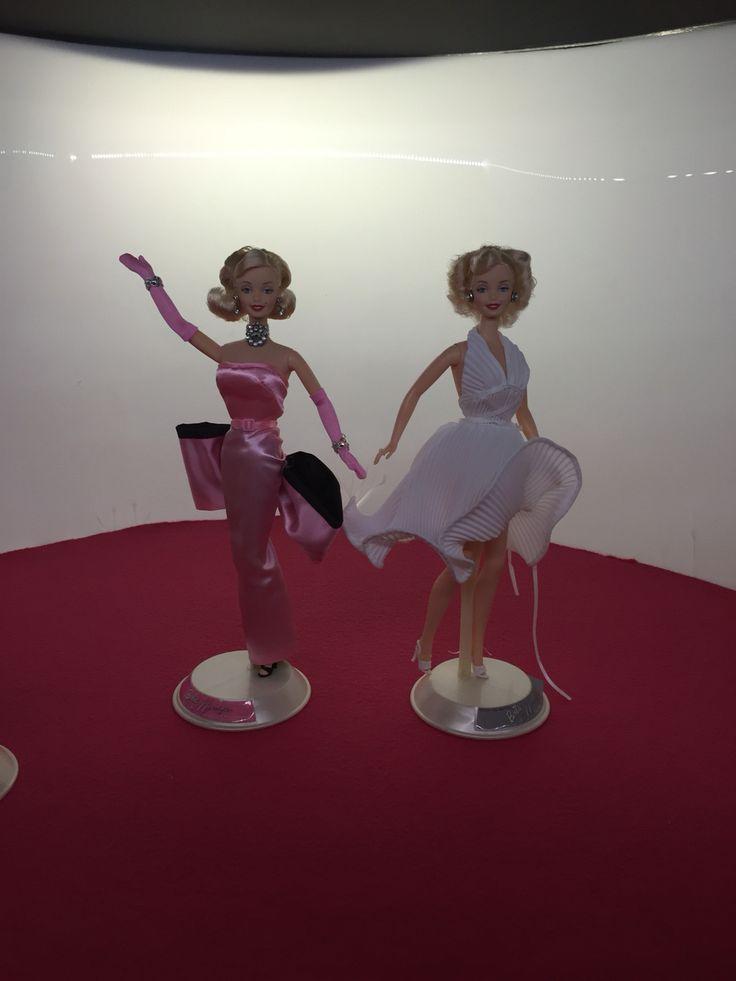 Barbie /Marilyn Monroe