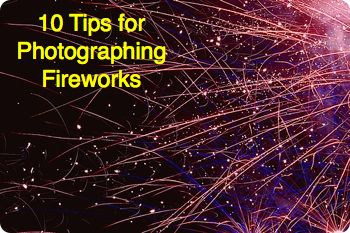 tips for photographing fireworks #FLVS #creative #photography
