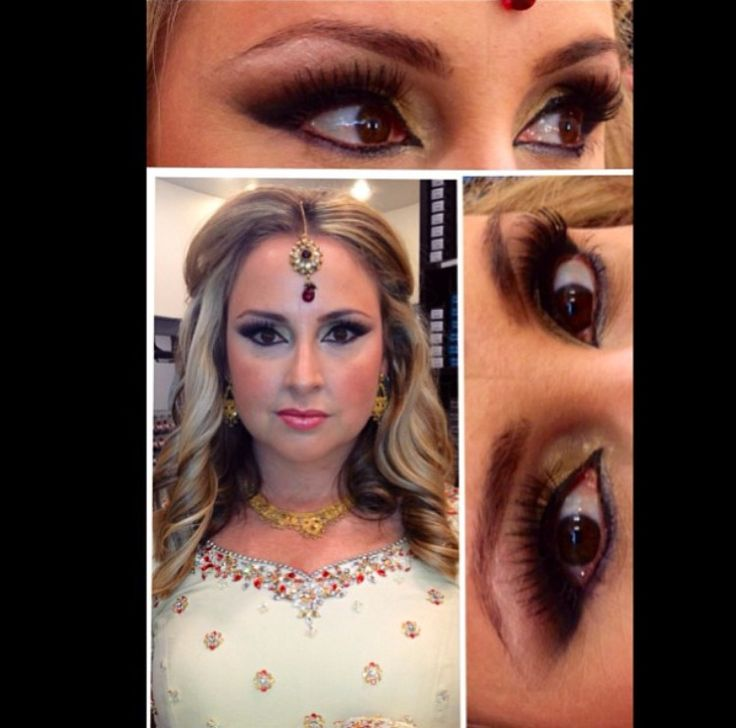Bridal Makeup Done By Wink