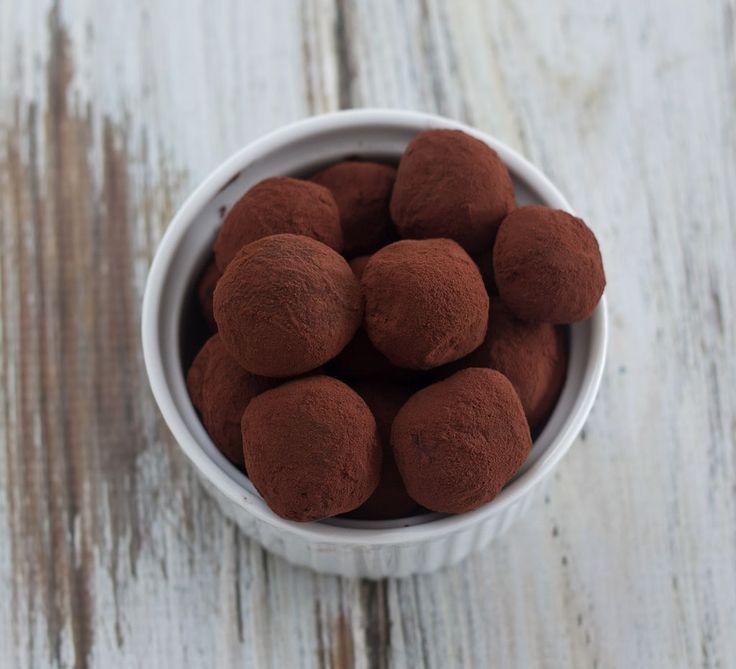 Opskrift på hjemmelavede Chokoladetrøfler