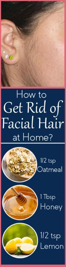 Hereditary, hormonal imbalance, stress and pregnancy are held responsible for unwanted facial hair in women. Whatever the cause, it's embarrassing and results in social isolation. You don't have to try those pricey laser and cosmetic hair remover techniques. Step into your kitchen with some patients, within in weeks you can get rid of facial hair. I'm not going to throw all those natural ingredients here. Instead, I'll list only 3 simple ingredients that will help you out. Rec...