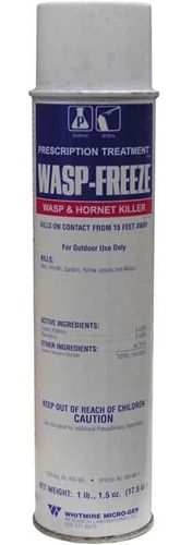 Wasp Freeze from BASF - #aerosol #spray #pestcontrol #bwicompanies