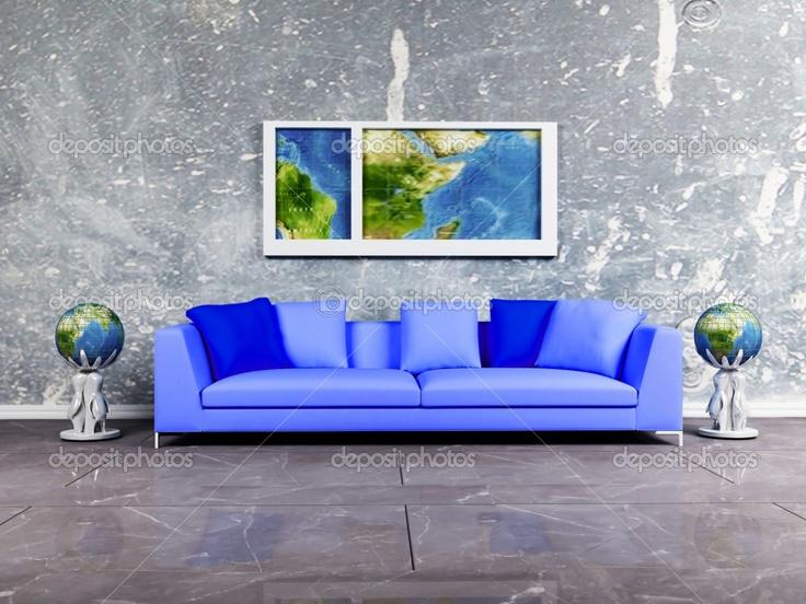 maps: Info Pins, Maps, Living Room, Secret, Earth