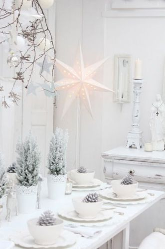 table,fête,noël,christms,xmas,decembre,dîner,plat,repas,décoration,déco,home,blanc,or,doré,scandinave,sobre,élégant,fouta,monoprix,nappe,mer...